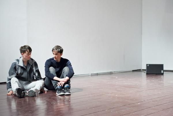 An Kaler 'Untimely Encounters at TBA21 Wien' © Eva Würdinger