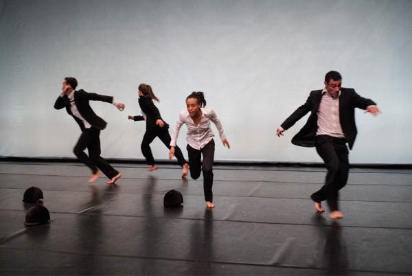 Fabrice Lambert 'Faux Mouvement' © Pierre Ricci