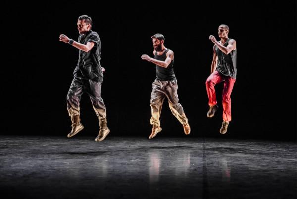 Patricia Apergi / Aerites Dance Company 'Planites' © Andreas Endermann