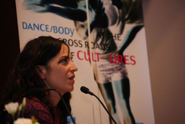 Modul-dance conference · Dance/Body at the Crossroads of Cultures 2011 · Dance Gate Lefkosia
